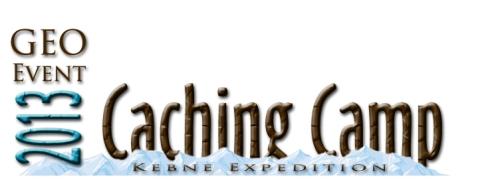 Cachingcamp logotext
